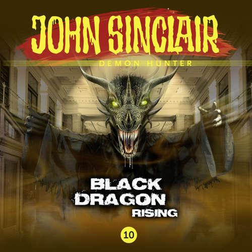 Audiobook John Sinclair, 10: Black Dragon Rising - Gabriel Conroy - Andrew Wincott