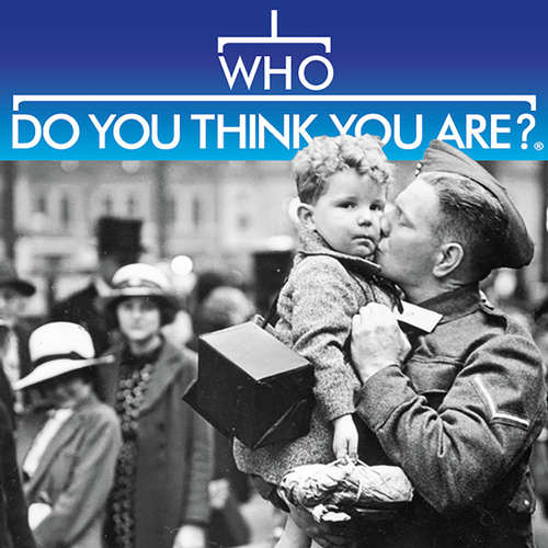 My Ancestor was a Studio Photographer - Who Do You Think You Are?, Episode 57