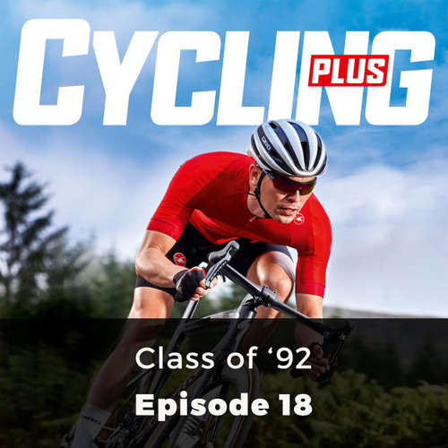 Audiobook Class of '92 - Cycling Series, Episode 18 - Warren Rossiter - Chetan Pathak