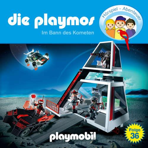 Hoerbuch Die Playmos - Das Original Playmobil Hörspiel, Folge 36: Im Bann des Kometen - Simon X. Rost - Gerrit Schmidt-Foß