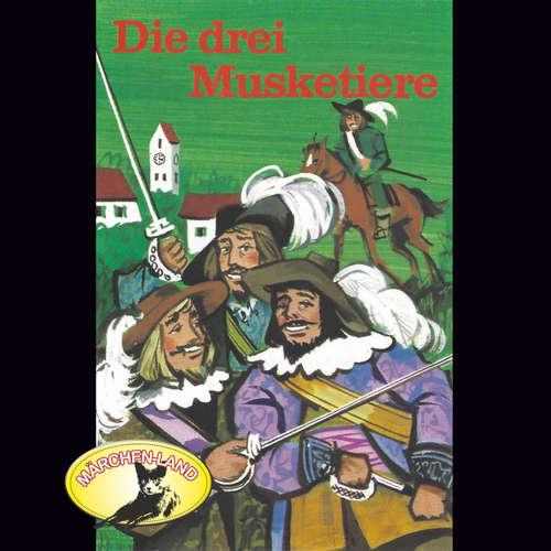 Hoerbuch Alexandre Dumas, Die drei Musketiere - Alexandre Dumas - Eberhard Krug