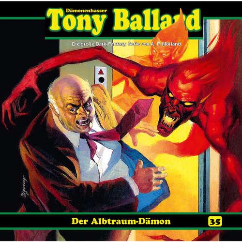 Tony Ballard, Folge 35: Der Albtraum-Dämon