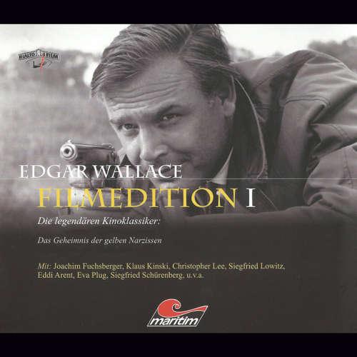 Hoerbuch Edgar Wallace - Filmedition, Folge 2: Das Geheimnis der gelben Narzissen - Edgar Wallace - Joachim Fuchsberger