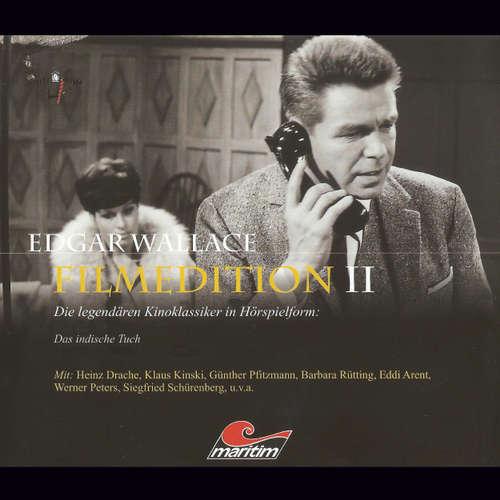 Hoerbuch Edgar Wallace - Filmedition, Folge 5: Das indische Tuch - Edgar Wallace - Heinz Drache