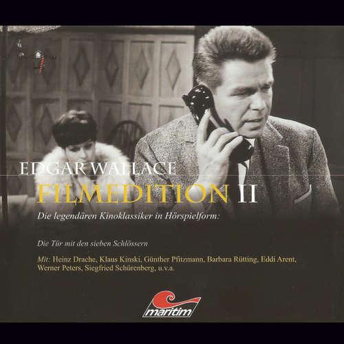 Hoerbuch Edgar Wallace - Filmedition, Folge 6: Die Tür mit den sieben Schlössern - Edgar Wallace - Heinz Drache