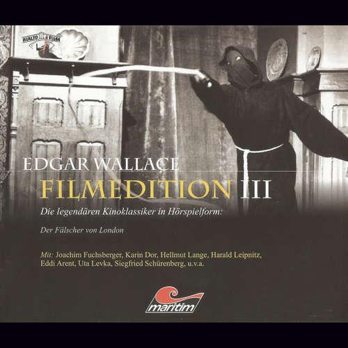 Hoerbuch Edgar Wallace - Filmedition, Folge 8: Der Fälscher von London - Edgar Wallace - Karin Dor