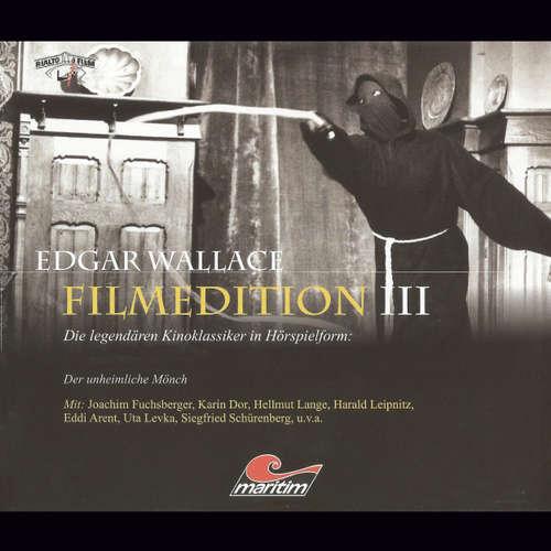 Hoerbuch Edgar Wallace - Filmedition, Folge 9: Der unheimliche Mönch - Edgar Wallace - Karin Dor