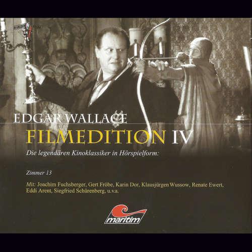 Hoerbuch Edgar Wallace - Filmedition, Folge 12: Zimmer 13 - Edgar Wallace - Karin Dor