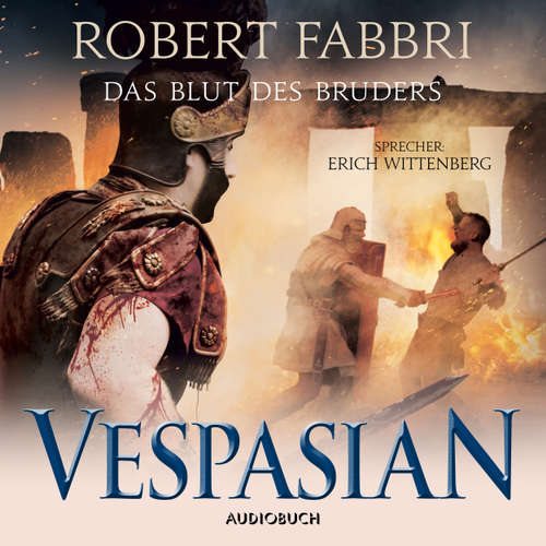 Das Blut des Bruders - Vespasian 5