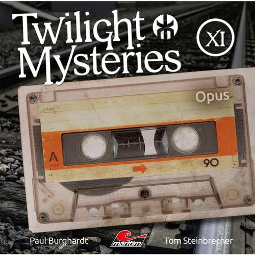 Hoerbuch Twilight Mysteries, Die neuen Folgen, Folge 11: Opus - Paul Burghardt - Marc Schülert
