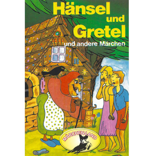 Hoerbuch Gebrüder Grimm, Hänsel und Gretel und weitere Märchen - Gebrüder Grimm - Ensemble des Süddeutschen Puppentheaters