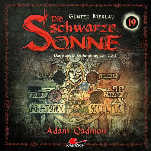 Hoerbuch Die schwarze Sonne, Folge 19: Adam Qadmon - Günter Merlau - Harald Halgardt