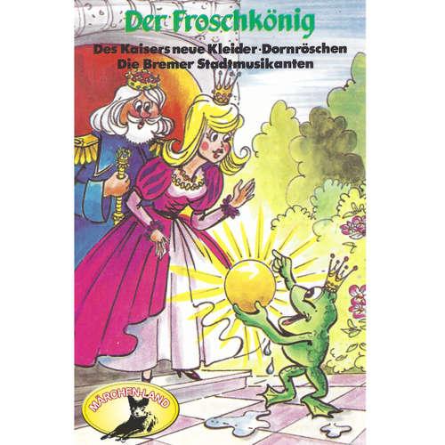 Hoerbuch Gebrüder Grimm, Der Froschkönig und weitere Märchen - Gebrüder Grimm - Ensemble des Süddeutschen Puppentheaters