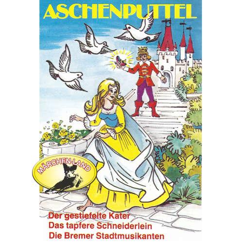 Hoerbuch Gebrüder Grimm, Aschenputtel und weitere Märchen - Gebrüder Grimm - Ensemble des Süddeutschen Puppentheaters