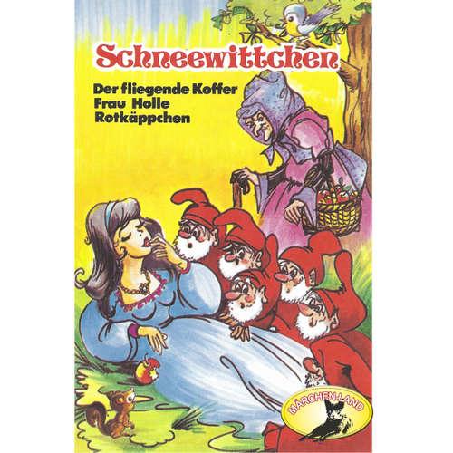 Hoerbuch Gebrüder Grimm, Schneewittchen und weitere Märchen - Gebrüder Grimm - Ensemble des Süddeutschen Puppentheaters