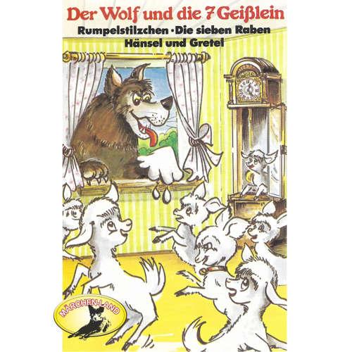 Hoerbuch Gebrüder Grimm, Der Wolf und die sieben Geißlein und weitere Märchen - Gebrüder Grimm - Ensemble des Süddeutschen Puppentheaters