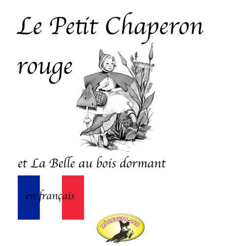Livre audio Märchen auf Französisch, Chaperon rouge / La belle au bois dormant / Bambi - Frères Grimm - Jean-Pierre Latifeaux