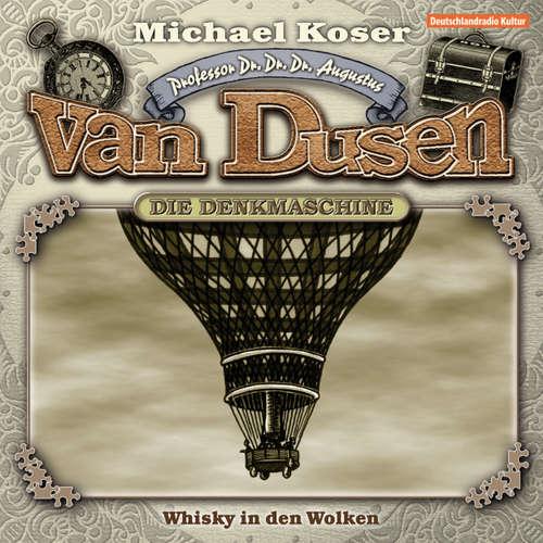 Hoerbuch Professor van Dusen, Folge 7: Whisky in den Wolken - Michael Koser - Friedrich W. Bauschulte