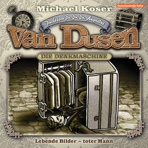 Professor van Dusen, Folge 10: Lebende Bilder - toter Mann