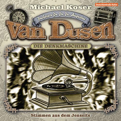 Hoerbuch Professor van Dusen, Folge 12: Stimmen aus dem Jenseits - Michael Koser - Friedrich W. Bauschulte