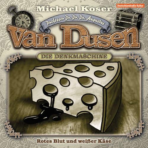 Professor van Dusen, Folge 14: Rotes Blut und weißer Käse