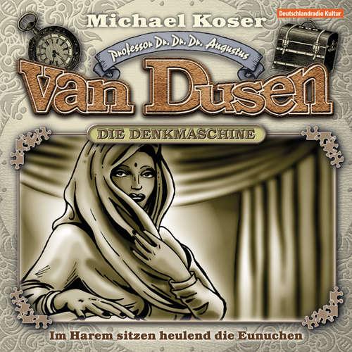 Professor van Dusen, Folge 18: Im Harem sitzen heulend die Eunuchen