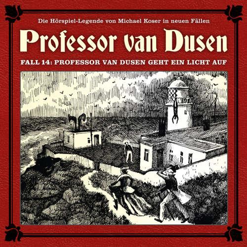 Hoerbuch Professor van Dusen, Die neuen Fälle, Fall 14: Professor van Dusen geht ein Licht auf - Marc Freund - Bernd Vollbrecht