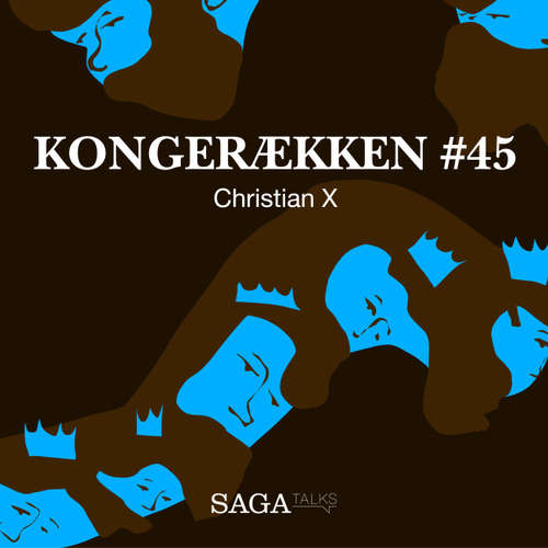 Christian X - Kongerækken 45