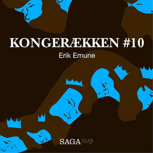 Audiokniha Erik Emune - Kongerækken 10 - Anders Asbjørn Olling - Anders Asbjørn Olling