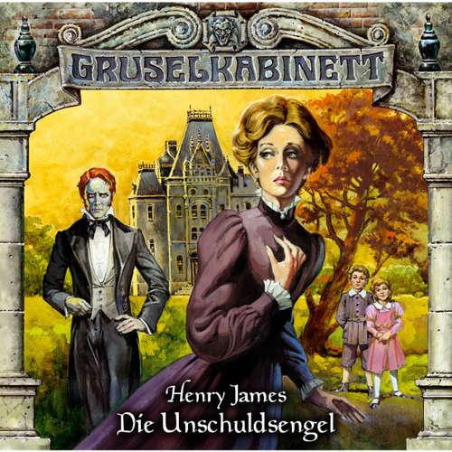 Hoerbuch Gruselkabinett, Folge 5: Die Unschuldsengel - Henry James - Rita Engelmann