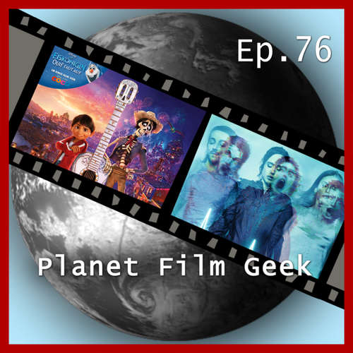 Planet Film Geek, PFG Episode 76: Coco, Flatliners