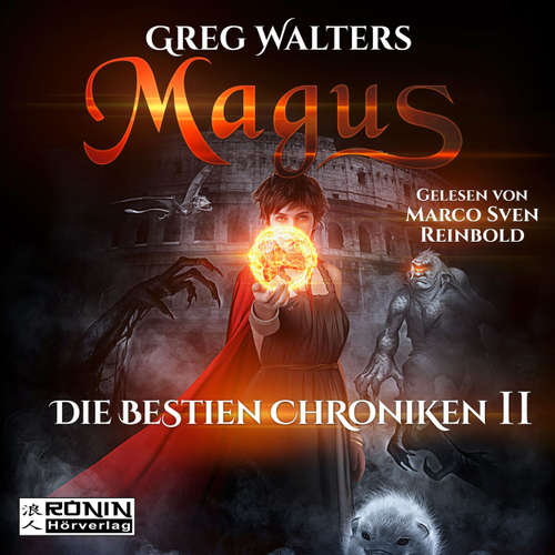 Magus - Die Bestien Chroniken, Band 2