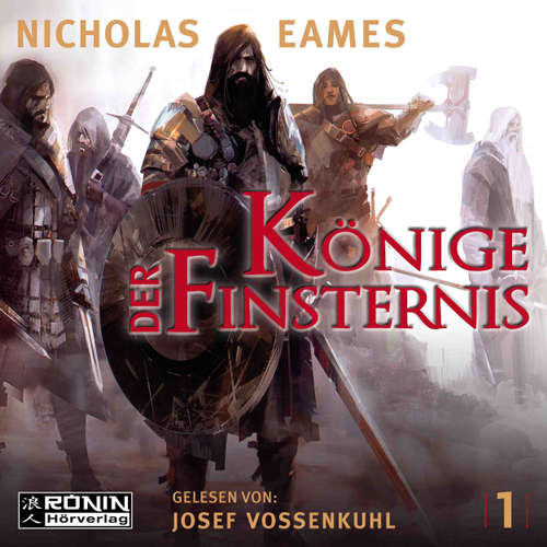 Könige der Finsternis - Die Saga, Band 1