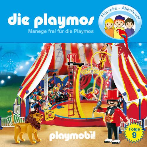 Hoerbuch Die Playmos - Das Original Playmobil Hörspiel, Folge 9: Manege frei für die Playmos - Simon X. Rost - Gerrit Schmidt-Foß