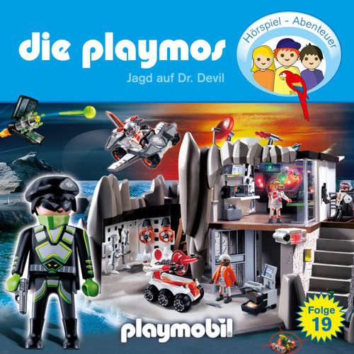 Hoerbuch Die Playmos - Das Original Playmobil Hörspiel, Folge 19: Jagd auf Dr. Devil - Simon X. Rost - Gerrit Schmidt-Foß