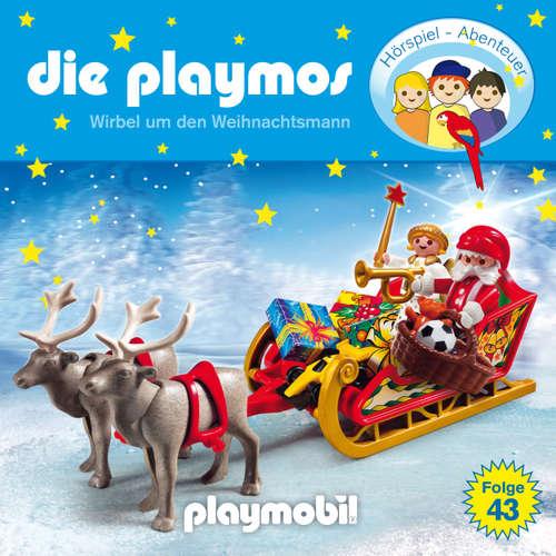 Die Playmos - Das Original Playmobil Hörspiel, Folge 43: Wirbel um den Weihnachtsmann