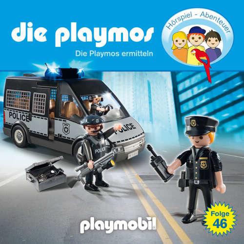 Hoerbuch Die Playmos - Das Original Playmobil Hörspiel, Folge 46: Die Playmos ermitteln - David Bredel - Gerrit Schmidt-Foß