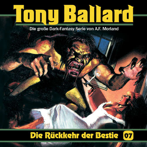 Tony Ballard, Folge 7: Die Rückkehr der Bestie