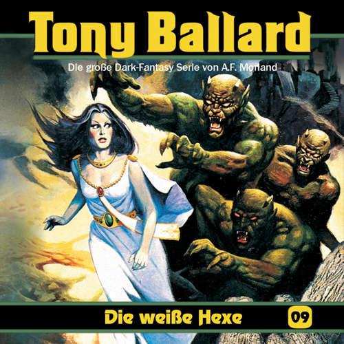 Hoerbuch Tony Ballard, Folge 9: Die weiße Hexe - A. F. Morland - K.-Dieter Klebsch
