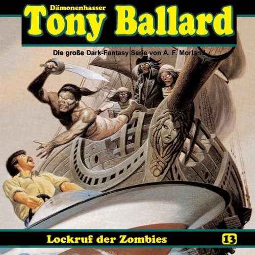 Tony Ballard, Folge 13: Lockruf der Zombies