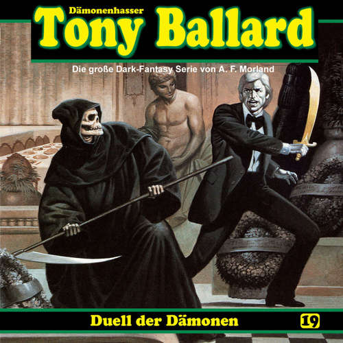 Tony Ballard, Folge 19: Duell der Dämonen