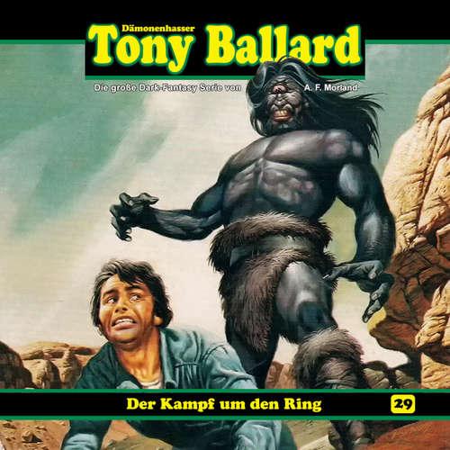 Tony Ballard, Folge 29: Der Kampf um den Ring
