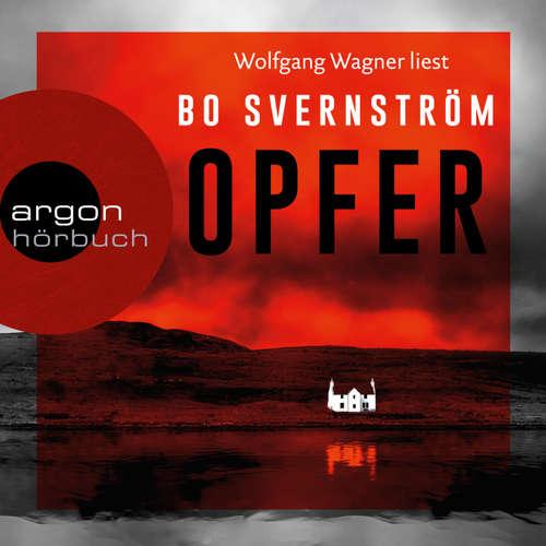 Hoerbuch Opfer - Bo Svernström - Wolfgang Wagner