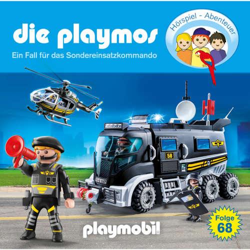 Hoerbuch Die Playmos, Folge 68: Ein Fall für das Sondereinsatzkommando (Das Original Playmobil Hörspiel) - Simon X. Rost & Florian Fickel - Gerrit Schmidt-Foß