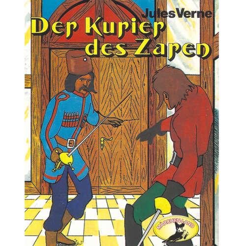 Hoerbuch Jules Verne, Der Kurier des Zaren - Jules Verne - Herbert Wilk
