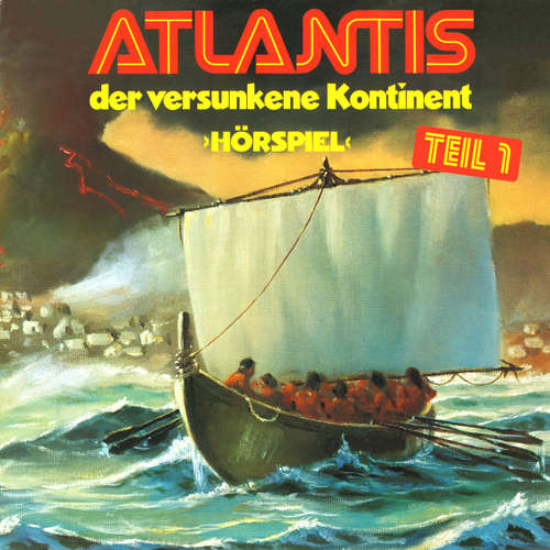 Atlantis der versunkene Kontinent, Folge 1