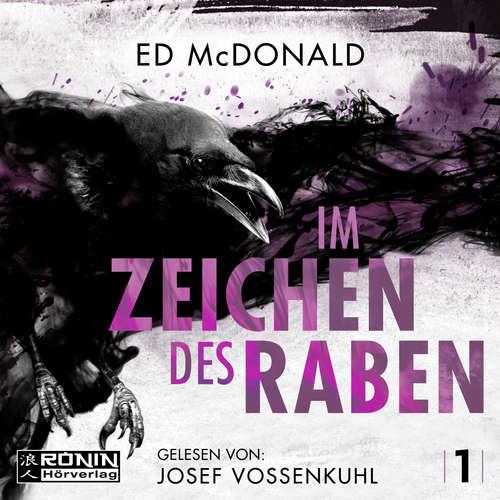 Hoerbuch Im Zeichen des Raben - Schwarzschwinge, Band 1 - Ed McDonald - Josef Vossenkuhl