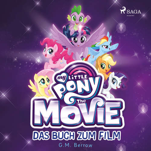 My Little Pony, The Movie - das Buch zum Film