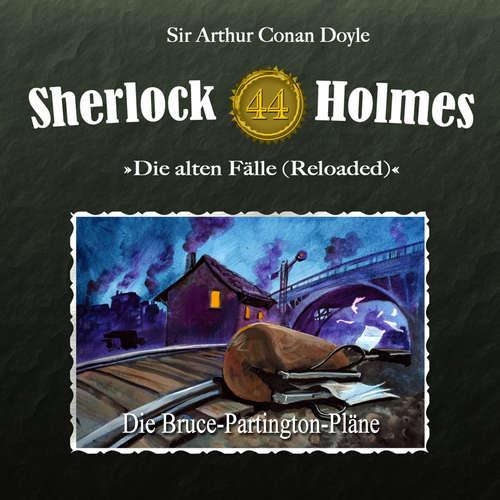 Sherlock Holmes, Die alten Fälle (Reloaded), Fall 44: Die Bruce-Partington-Pläne