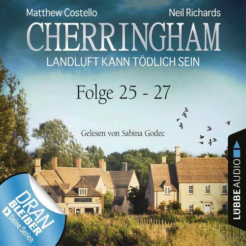 Hoerbuch Cherringham - Landluft kann tödlich sein, Sammelband 9: Folge 25-27 - Matthew Costello - Sabina Godec